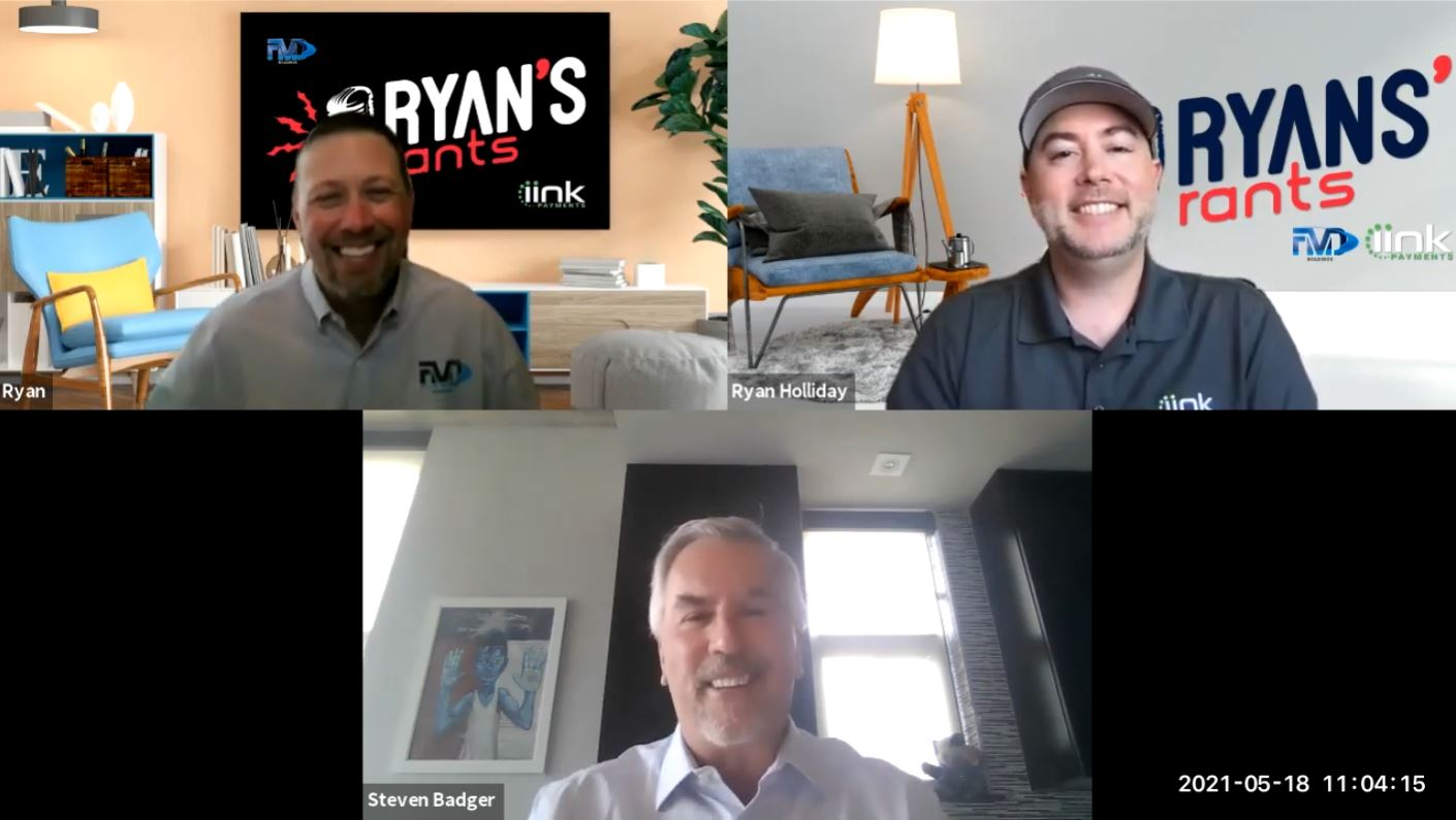 Roofing Industry News: Ryan's Rants with special guest Steve Badger